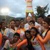 El COBAT puso el ambiente en la inauguración de Copa Gobernador