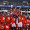 La Postal que nos regalaba el cuadro de Correcaminos hace un año la de Campeones del Apertura 2011