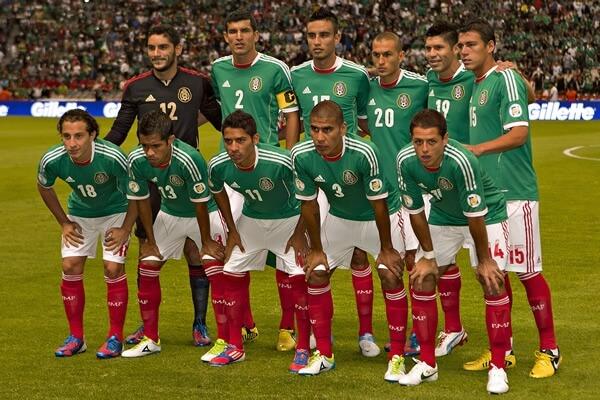 Mexicana De Futbol Related Keywords & Suggestions - Seleccion Mexicana ...
