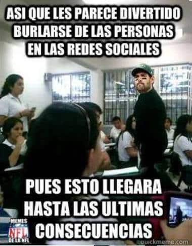 Memes Mark Sánchez se enoja como la maestra del CBTIS - Extremo ...