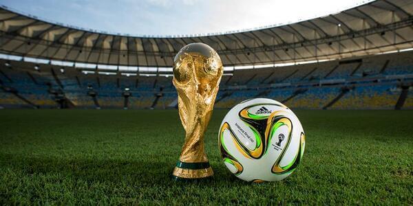 Copa del Mundo y Brazuca