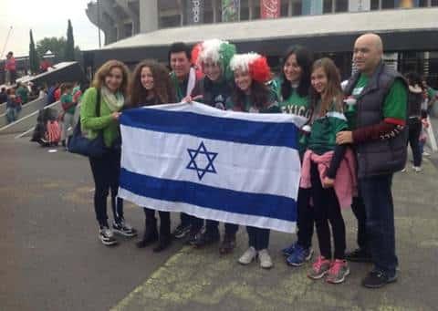 Mexico-Israel
