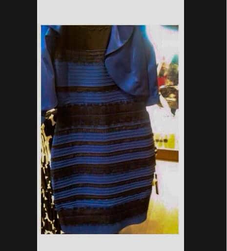 El Vestido Que Color Lo Ves