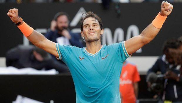 Nadal vence a Djokovic y conquista su noveno Masters de Roma