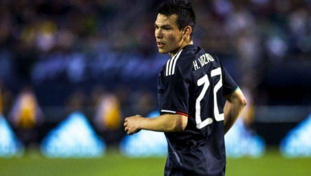 Chucky Lozano no jugará la Copa Oro con el Tricolor