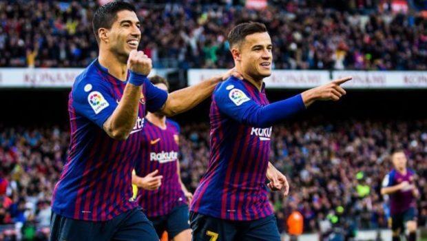 Coutinho y Arthur se recuperan y apuntan a la Final de Copa del Rey