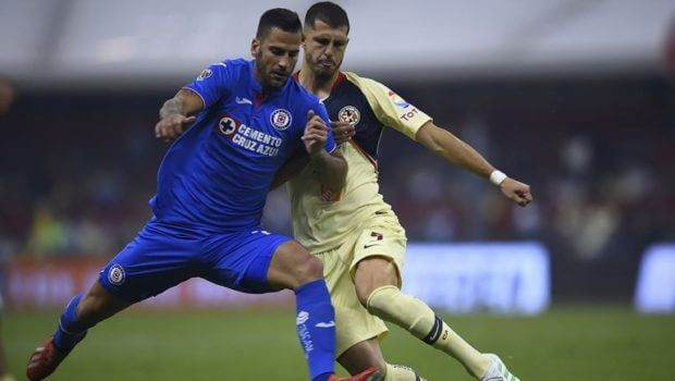 'No jugaría en América, sólo en Cruz Azul': Edgar Méndez