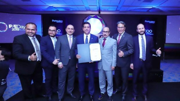 Tamaulipas recibe el premio al logro energético