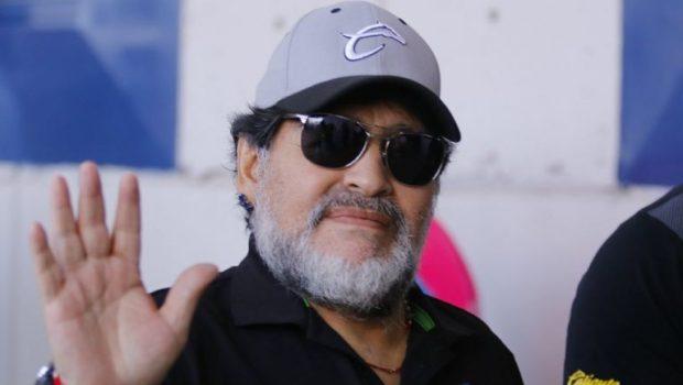 Maradona dedica emotiva carta de despedida a Dorados