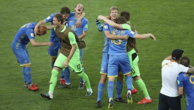 Ucrania, Campeón del Mundial Sub 20 tras remontar a Corea del Sur