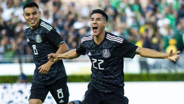 México firma brillante goleada contra Cuba en su debut en Copa Oro 2019