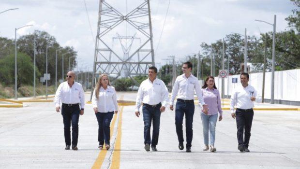 ENTREGA GOBERNADOR OBRAS PARA EL FORTALECIMIENTO MUNICIPAL EN LA ZONA CONURBADA SUR