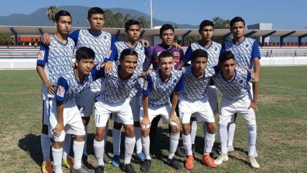 Correcaminos Campeón Sub-15 LNJ