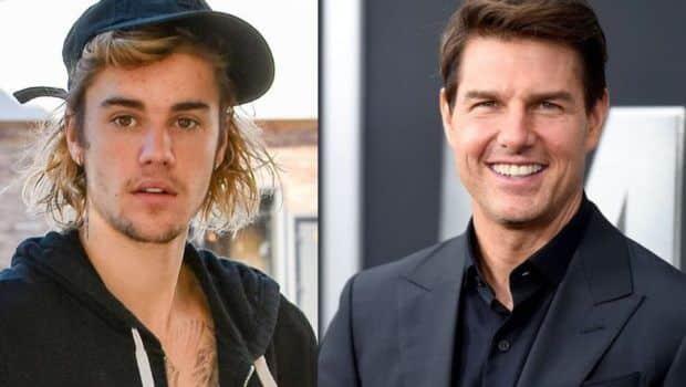 Justin Bieber reta a Tom Cruise a un combate de UFC